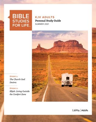 Bible Studies for Life KJV Adult