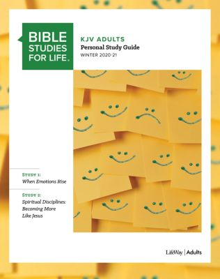Bible Studies for Life KJV Adult