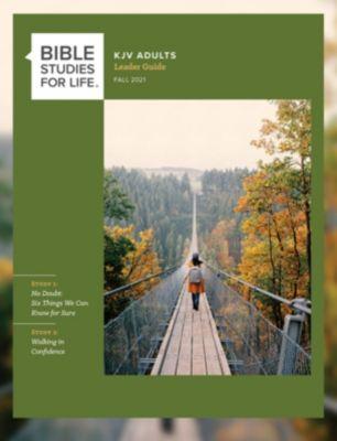 Bible Studies for Life KJV Leader Guide