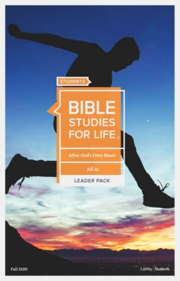Bible Studies for Life Student Leader Pack