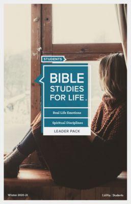 Bible Studies for Life Leader Pack
