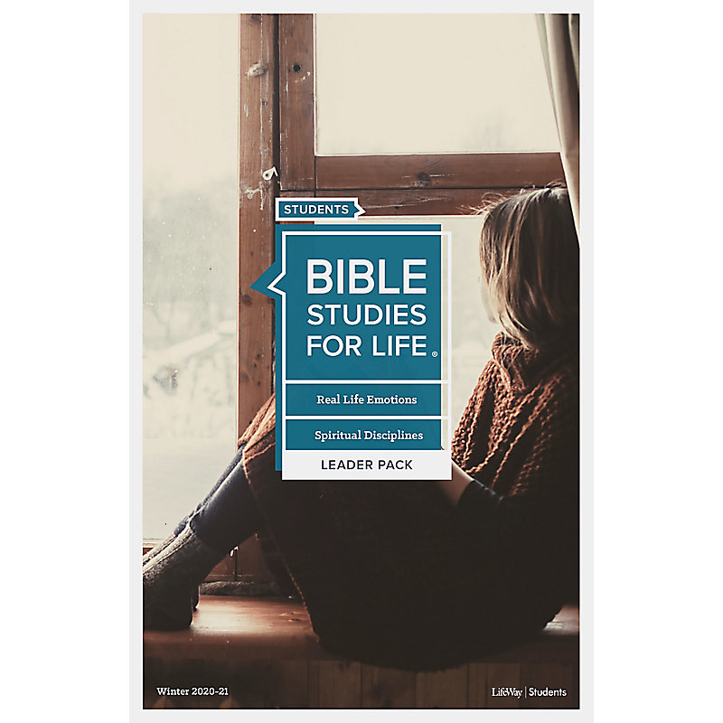 Bible Studies for Life: Students - Leader Pack - Winter 2020-21