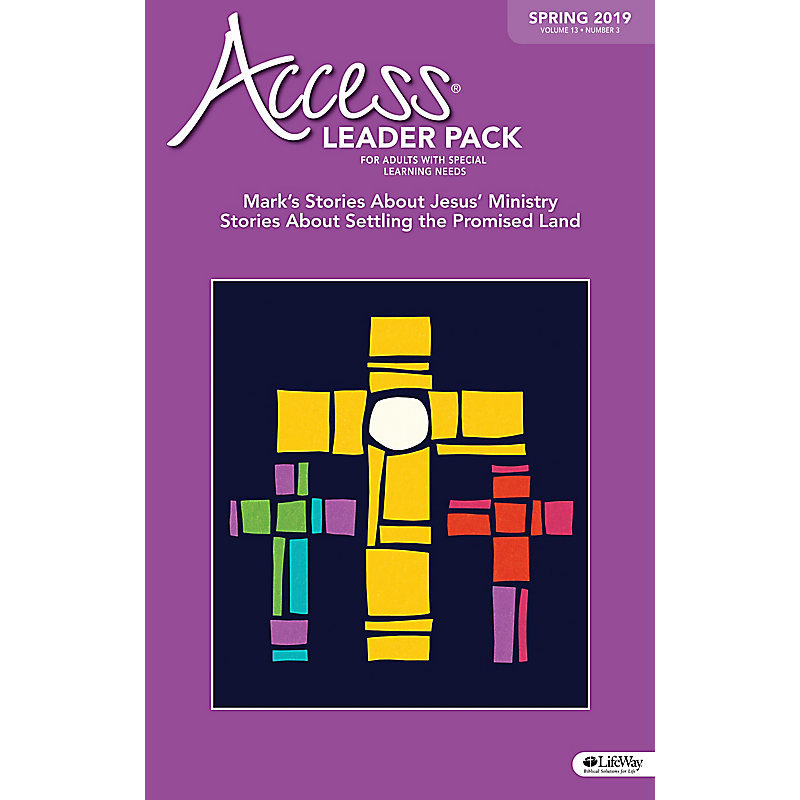 Access Leader Pack - Spring 2019