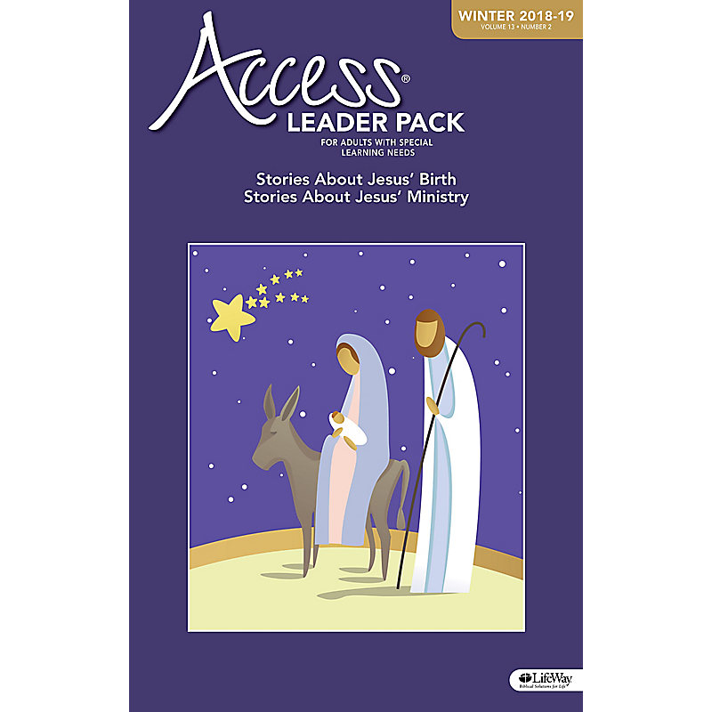 Access Leader Pack - Winter 2019