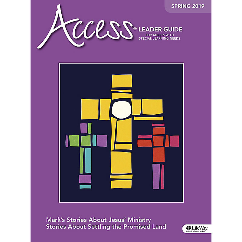 Access Leader Guide - Spring 2019