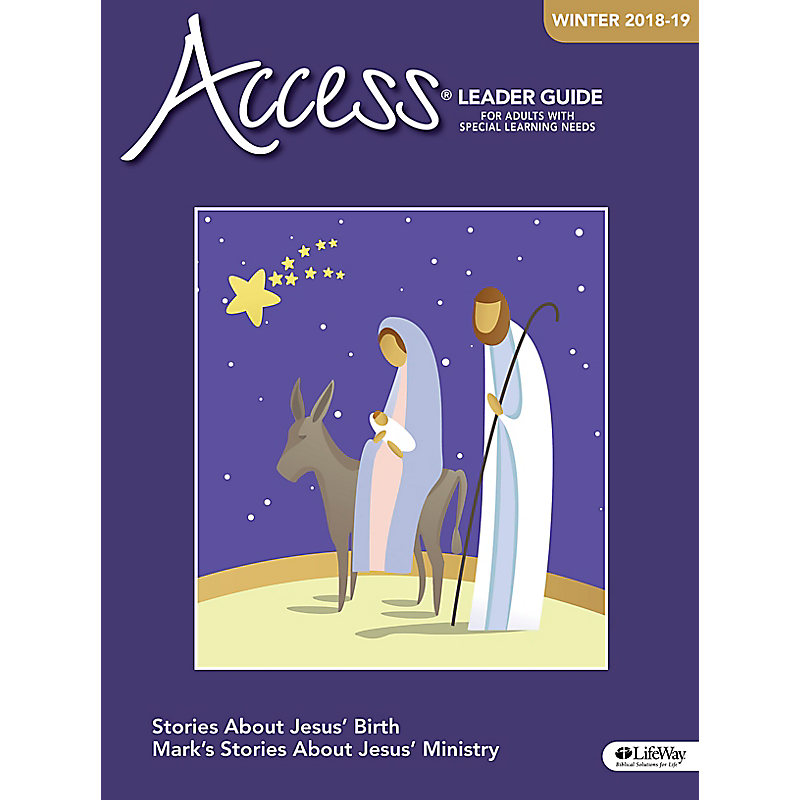 Access Leader Guide - Winter 2019