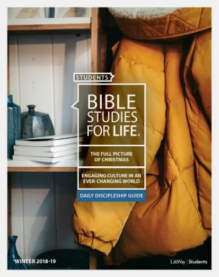 Bible Studies for Life | Students - Winter 2019 | LifeWay