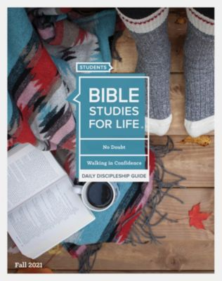 Bible Studies for Life Student Daily Discipleship Guide