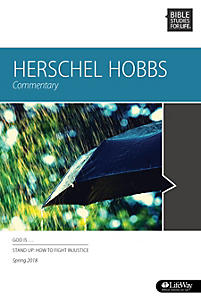 Bible Studies for Life Herschel Hobbs Commentary