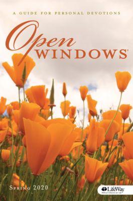 Open Windows Large Print - Spring 2020