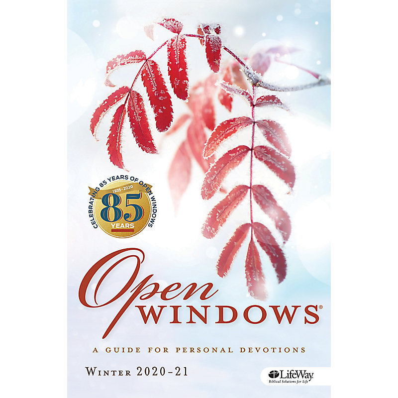 Open Windows Large Print - Winter 2021