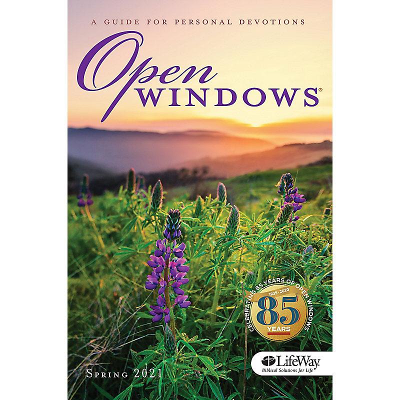Open Windows - Spring 2021
