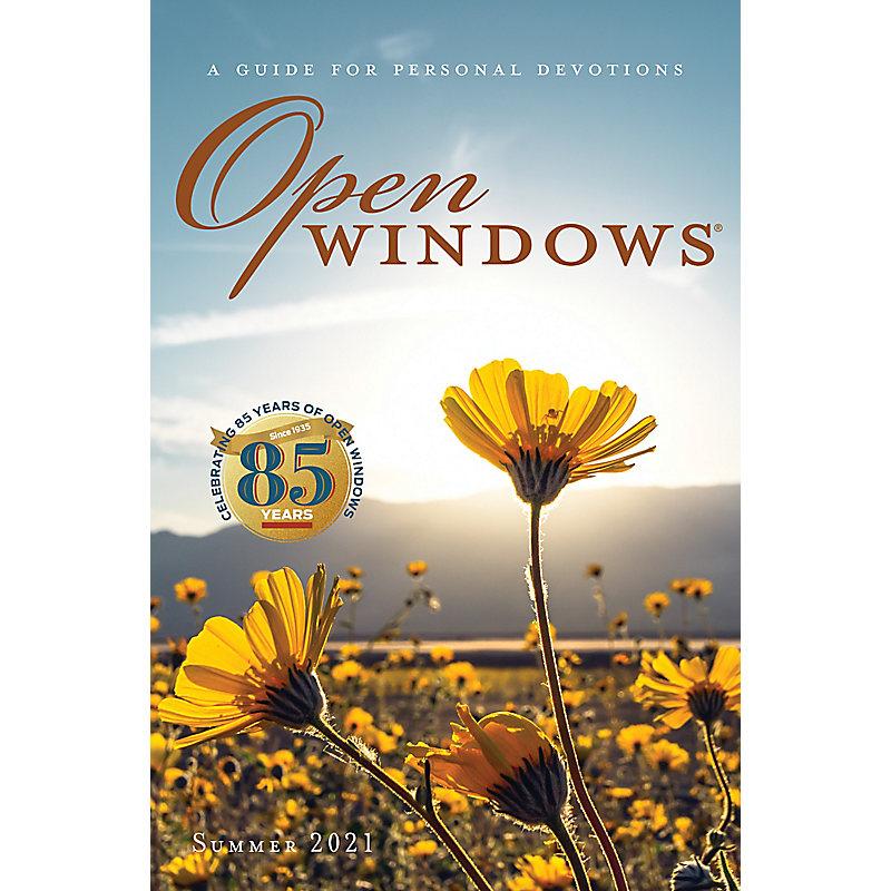 Open Windows - Summer 2021