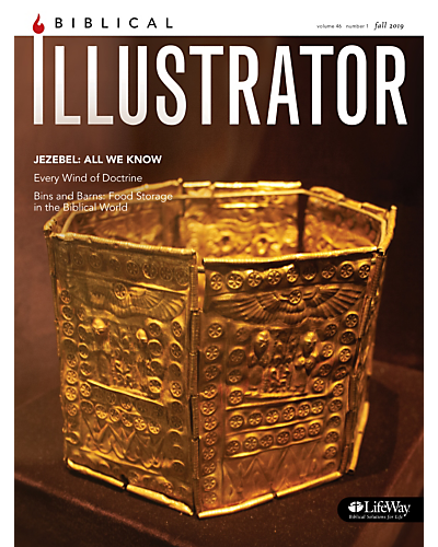 Biblical Illustrator Magazine - LifeWay