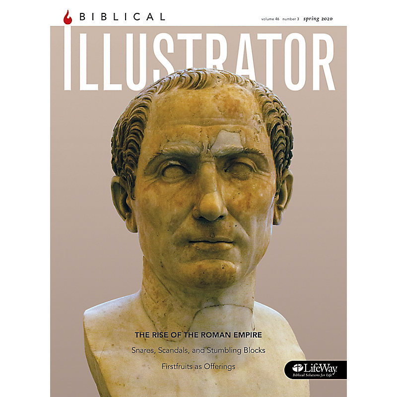 Biblical Illustrator -  Spring 2020