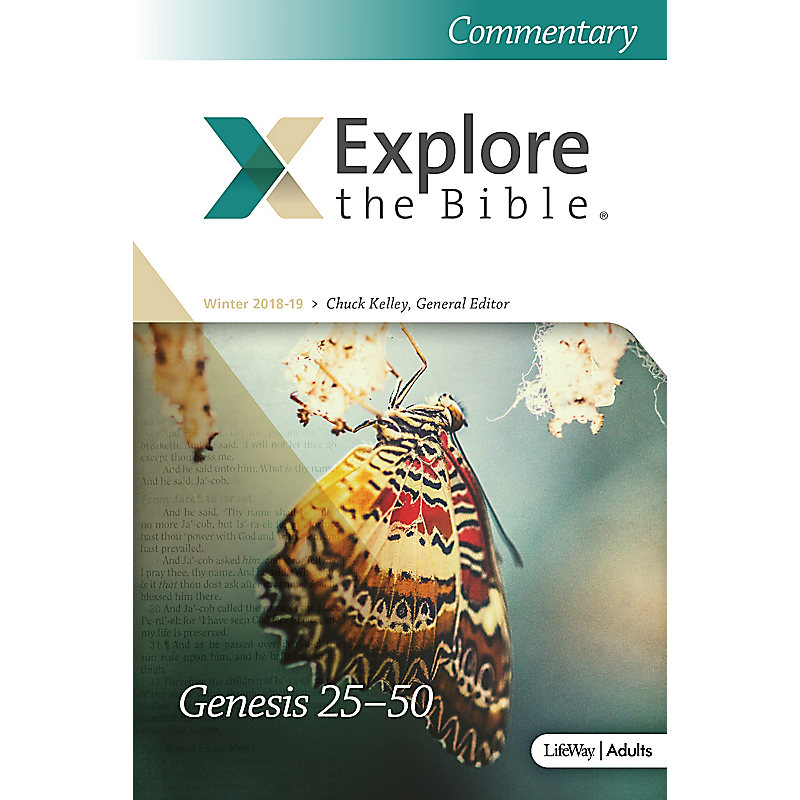 Explore the Bible: Commentary - CSB - Winter 2019