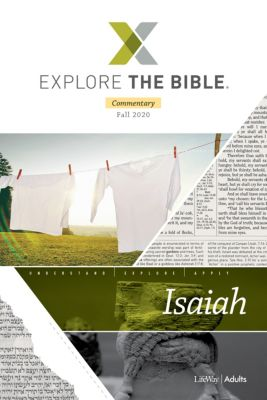 Explore the Bible Adults Commentary