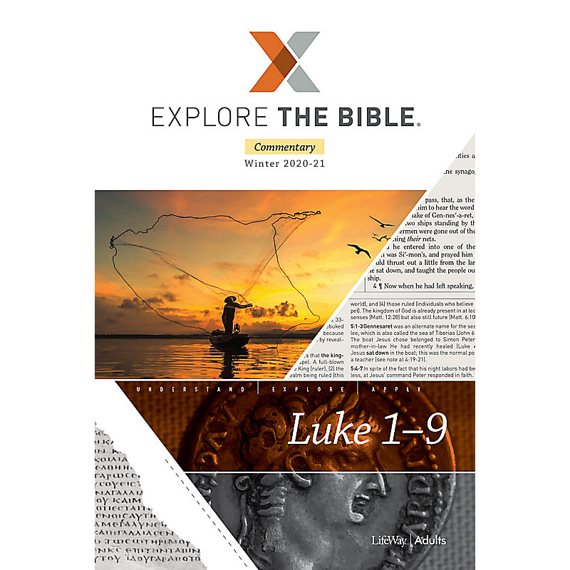 Explore the Bible: Commentary - CSB - Winter 2021