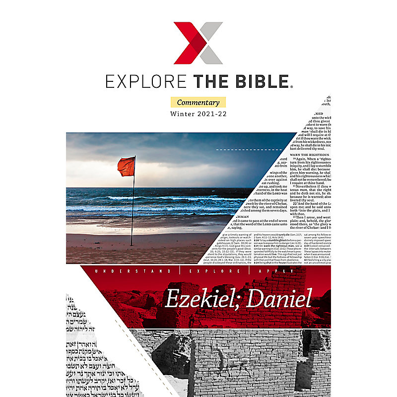 Explore the Bible: Commentary - CSB - Winter 2022