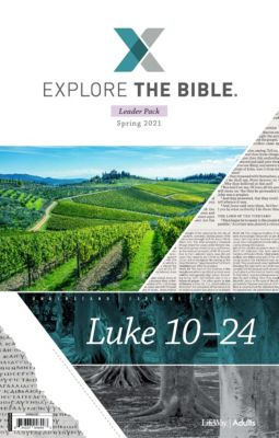 Explore the Bible Adult Leader Pack