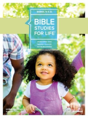 Bible Studies for Life Kids Activity Pages