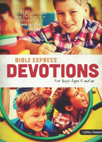Bible Express Magazine