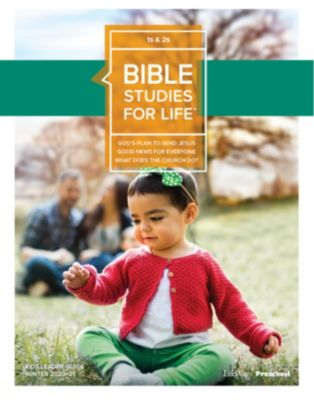 Bible Studies for Life Kids Leader Guide