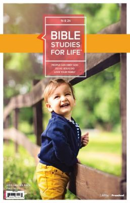 Bible Studies for Life Kids Leader Pack