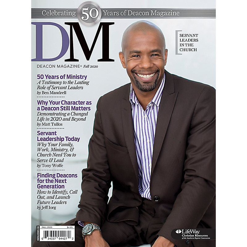 Deacon Magazine - Fall 2020