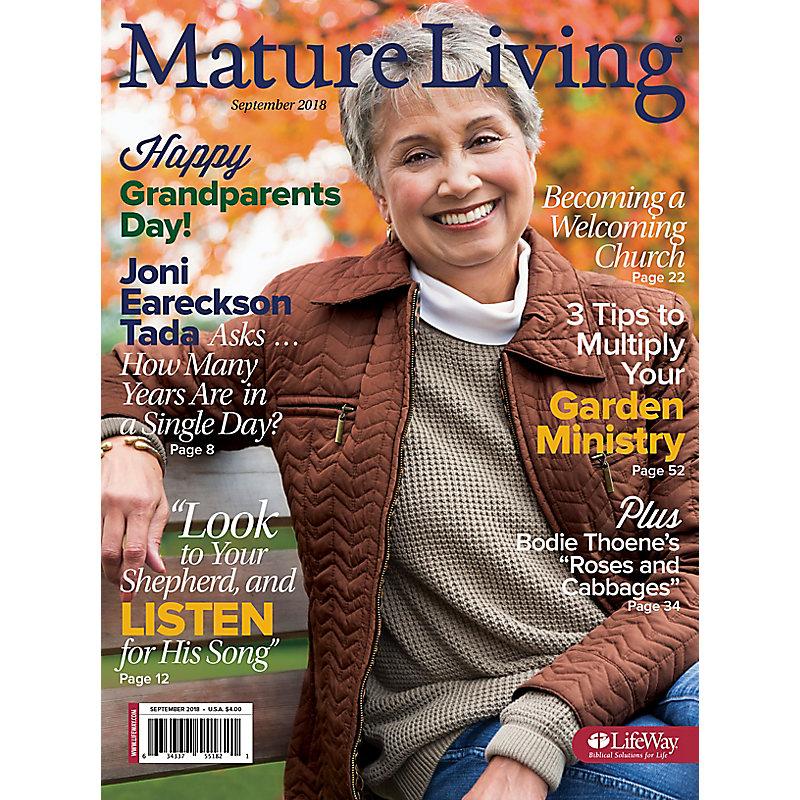 Mature living lifeway