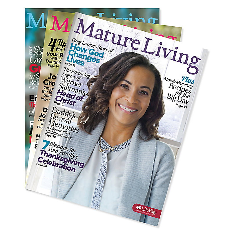 mature living fall 2018 bundle
