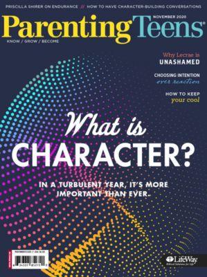Parenting Teens Magazine