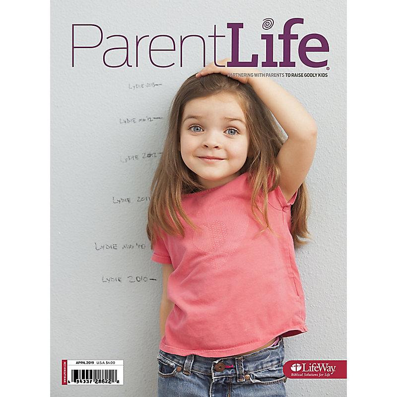 ParentLife  - April 2019
