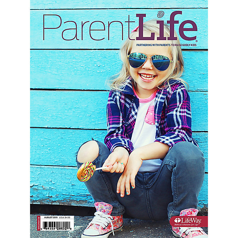 ParentLife  - August 2019