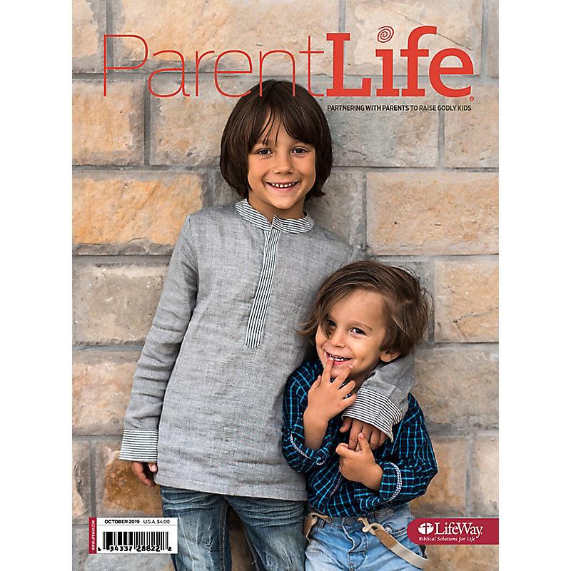 ParentLife  - October 2019