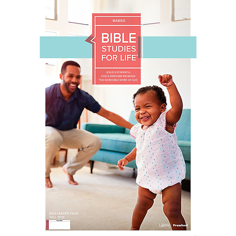 Bible Studies For Life: Babies Leader Pack Fall 2019