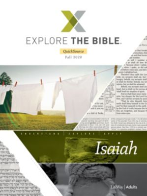 Explore the Bible Adults QuickSource