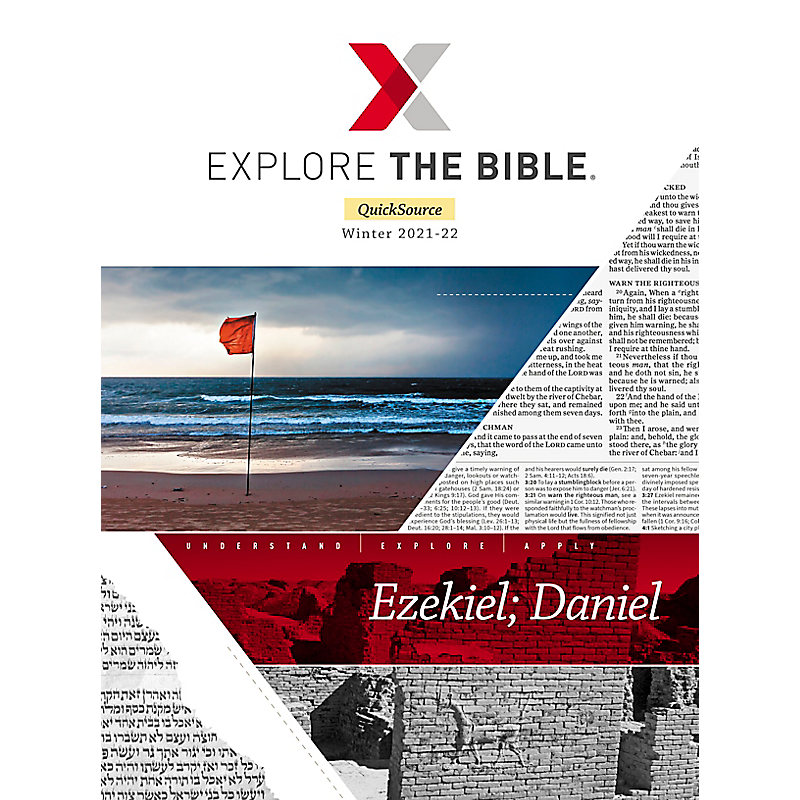 Explore The Bible: Adult Leader QuickSource - Winter 2022