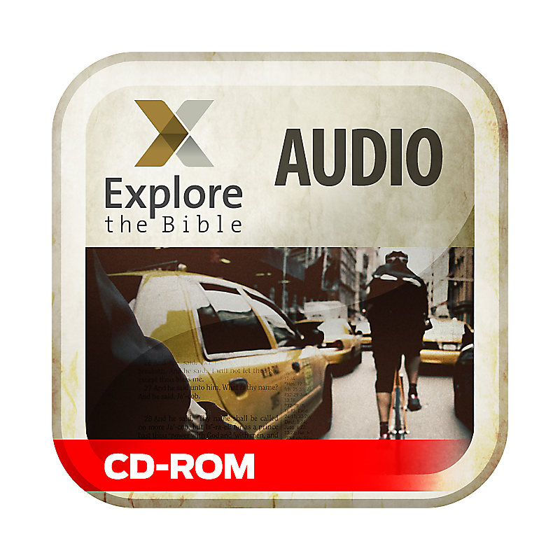 Explore the Bible: Adult Audio CD - CSB - Spring 2019