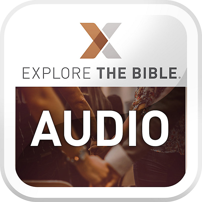 Explore the Bible: Adult Audio CD - CSB - Fall 2021