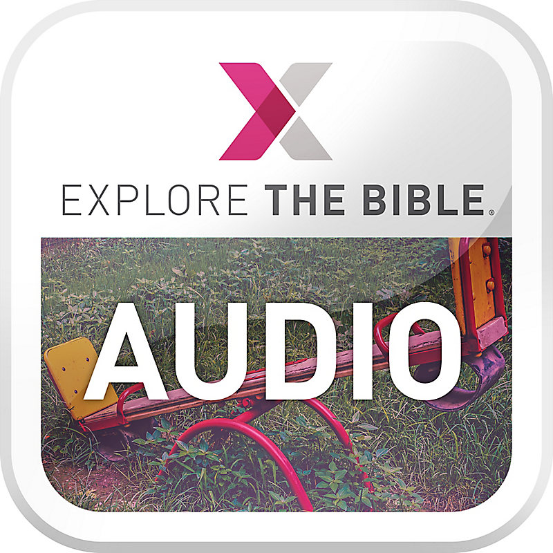 Explore the Bible: Adult Audio CD - CSB - Summer 2021