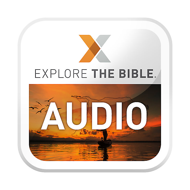 Explore the Bible: Adult Audio CD - CSB - Winter 2021