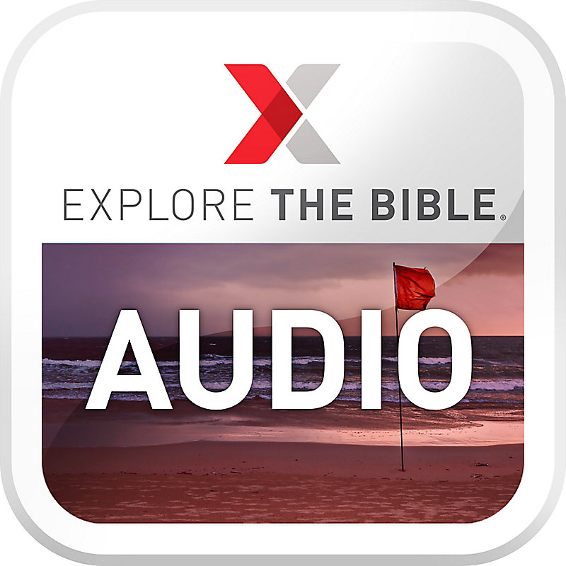 Explore the Bible: Adult Audio CD - CSB - Winter 2022
