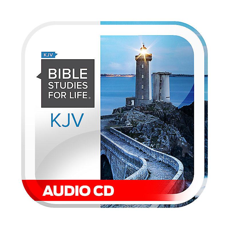Bible Studies for Life: KJV Adult Audio CD - Fall 2020
