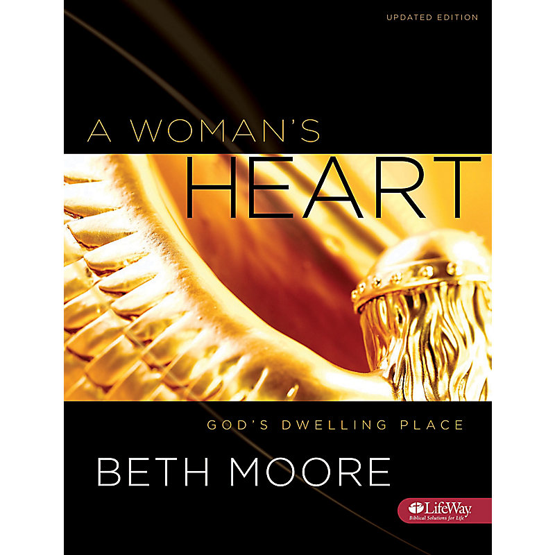 A Woman's Heart - Bible Study Book