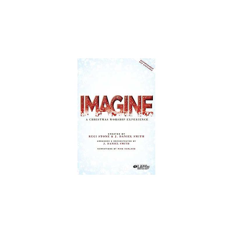 Imagine - SATB Choral Book (Min. 10)