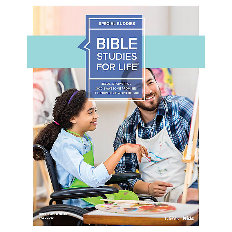 Bible Studies For Life: Kids Special Buddies Leader Guide Fall 2019