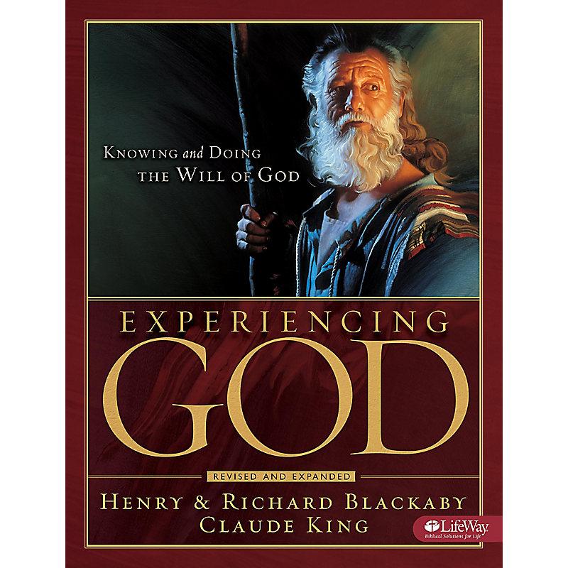 Experiencing God - Member Book