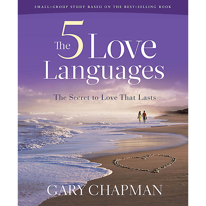 The Five Love Languages - Bible Study Book Revised