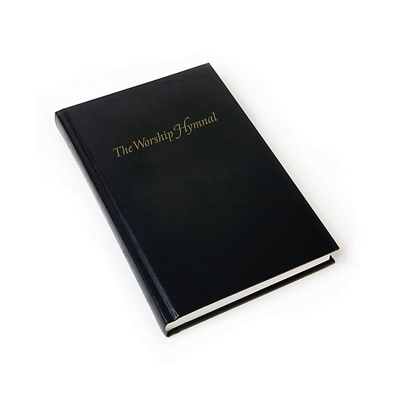 The Worship Hymnal - Large Print Edition